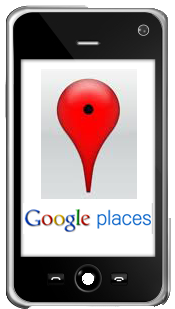Google Places - Google Maps